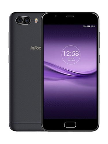 InFocus Turbo 5 Plus-design