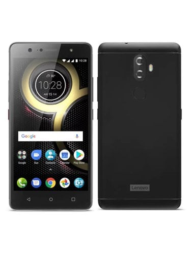 Lenovo K8 Plus-design