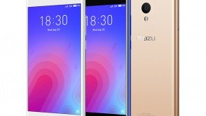 Meizu M6 with 8-megapixel selfie camera launched: Price, specifications