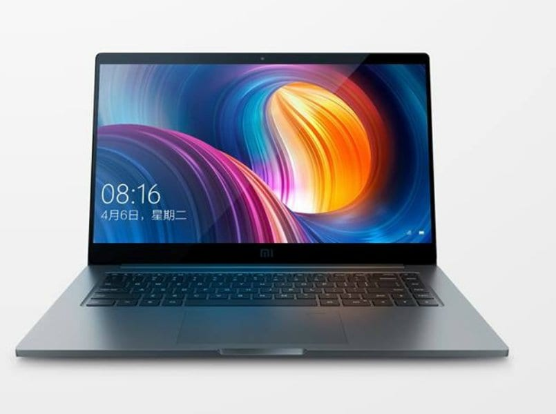 Xiaomi Mi Notebook Pro Windows 10 Laptop Announced