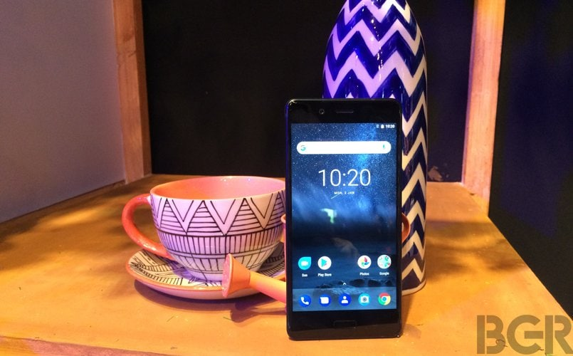 Nokia 3, Nokia 5, Nokia 6, Nokia 8 to get Android Oreo by year-end: HMD Global