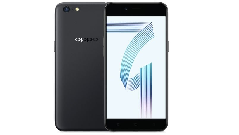 Oppo A71 debuts in India, priced at Rs. 12990