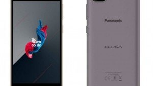 Panasonic Eluga Ray 500, Eluga Ray 700 with Arbo AI assistant launched: Price, specifications
