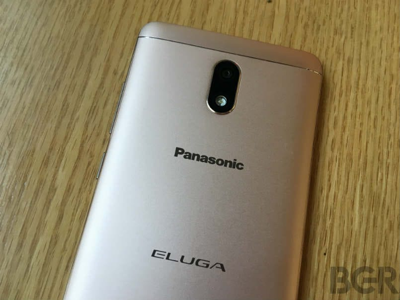 Panasonic Eluga Ray 550 with 3GB RAM, 13-megapixel launched: Price, specifications, features