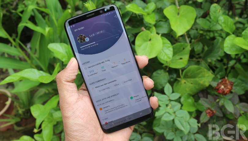 samsung bixby voice features