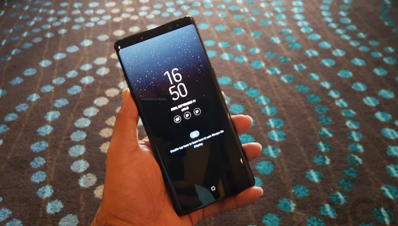 samsung galaxy note 8 lead
