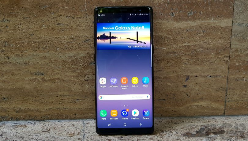 Amazon Great Indian Festival: Samsung Galaxy Note 8 cashbacks, no cost EMI on Apple iPhones and more