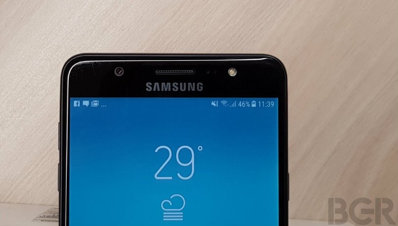 Samsung Working On New 'Double-Sided' Display Smartphone