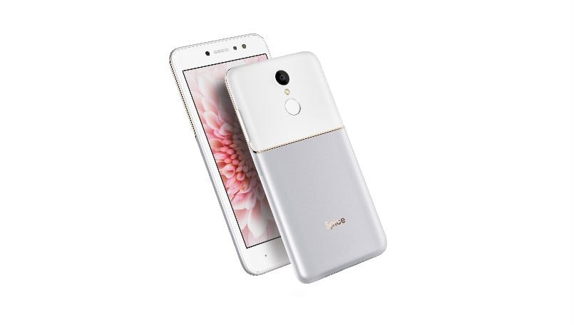 Spice V801 with 3GB RAM, Android 7.0 Nougat launched: Price, specifications