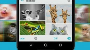 SwiftKey keyboard app updated with GIF support in India