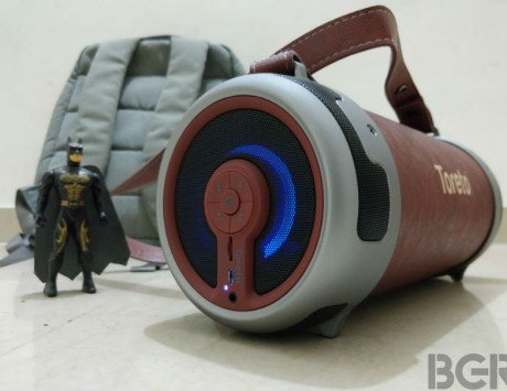 Toreto BoomBox review: Bluetooth speakers gone Hipster