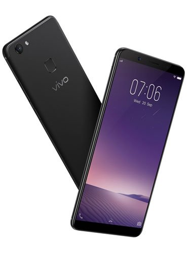 Vivo V7 Plus-design