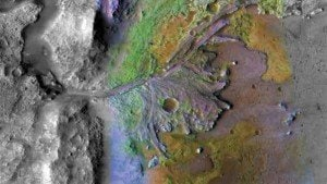 Researchers find more evidence of water on early Mars