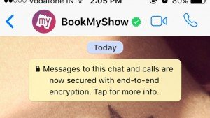 WhatsApp for Business registers BookMyShow as its first client, Ola and OYO to join soon