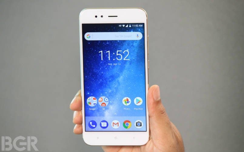 Android 9 Pie-based LineageOS 16 ROM now available for Xiaomi Mi A1