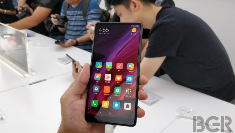 From Xiaomi Mi MIX 2 to Samsung Galaxy Note 8: Smartphones with a wide screen ratio you can buy in India