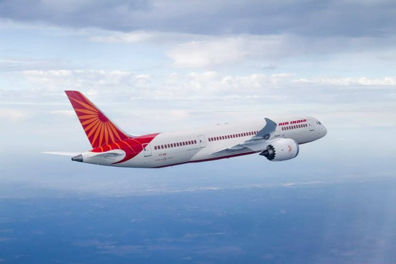offer air india