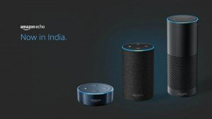 Amazon Echo, Echo Dot, Echo Plus, Alexa-powered smart speakers launched in India, prices starting Rs 4,499