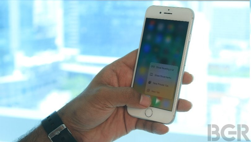 Apple iPhone 7, iPhone 8 to be sold only with Qualcomm chipset in Germany: Report