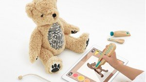 Apple is exclusive retailer of 'Parker,' world's first AR teddy bear