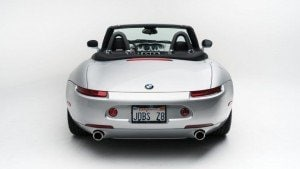 Steve Jobs' BMW Z8 to go up for auction next month, estimated to fetch up to $400,000