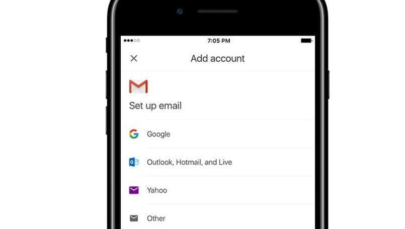 Gmail app on iOS to soon add support for multi-account login