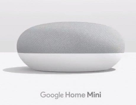 A grandmother's cute reaction to Google Home Mini goes viral