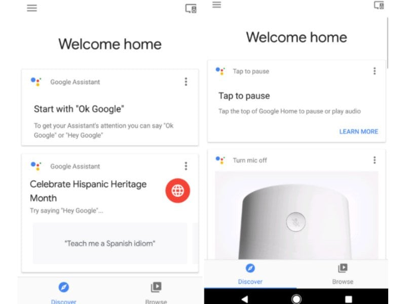 Google Introduces Home Mini and Max Smart Speakers