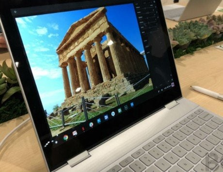 Google Pixelbook first impressions: Sleek, powerful, but that OS...