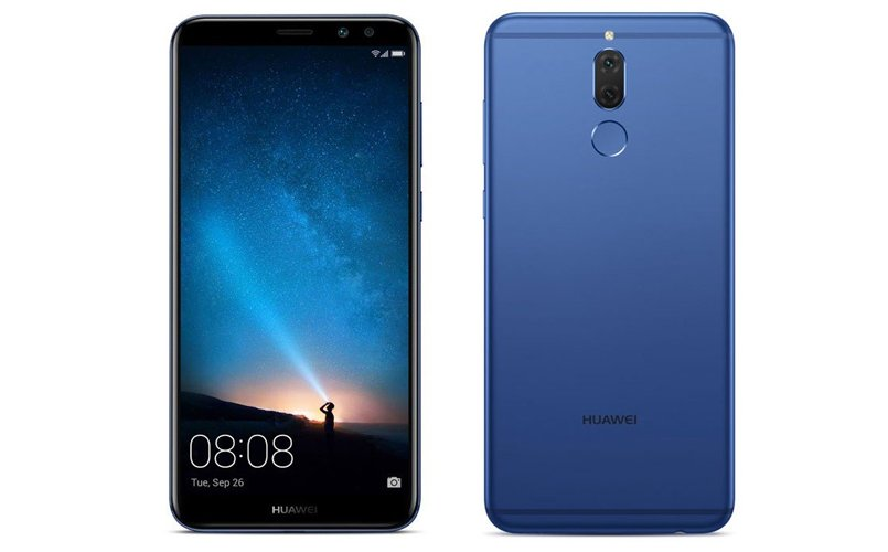 Huawei Nova 2i with 4 cameras, 18:9 FullView display launched: Specifications, features