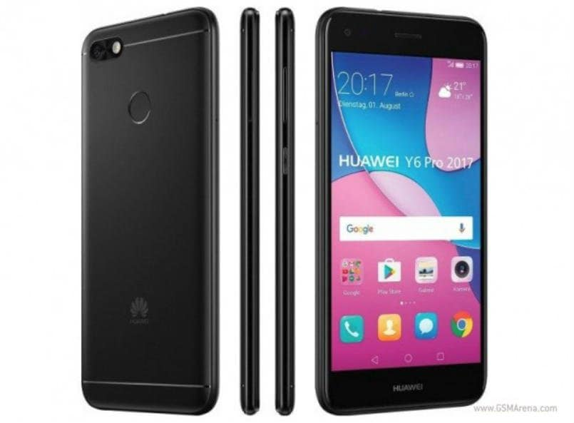 Huawei Y6 Pro (2017) with Snapdragon 425 SoC, Android Nougat launched: Specifications, features