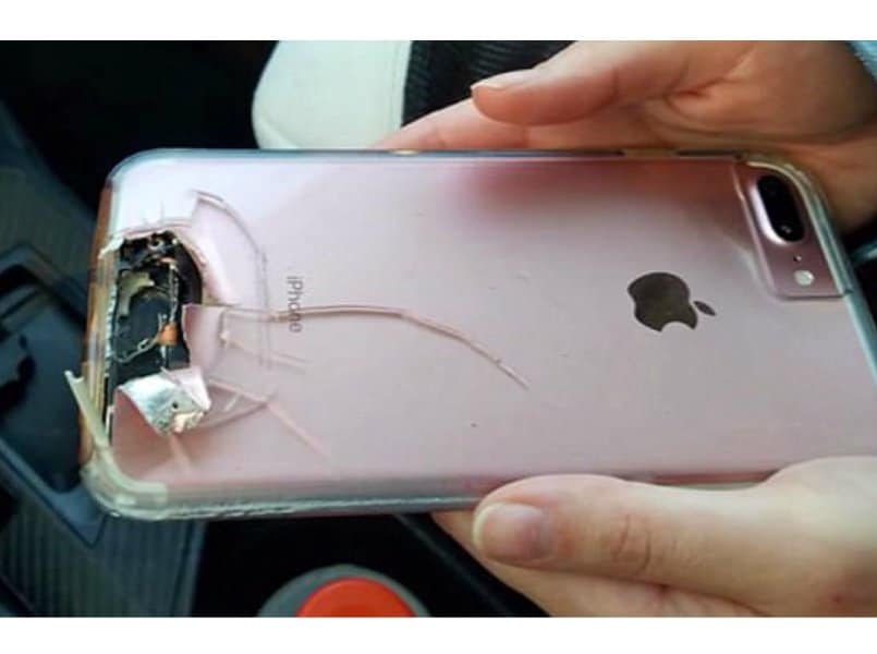 Woman's iPhone saved her in Las Vegas shooting