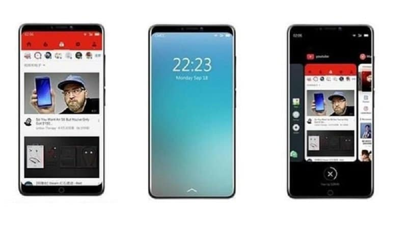 Meizu MX7 with Samsung Galaxy Note 8-like display spotted, confirmed to launch in 2018