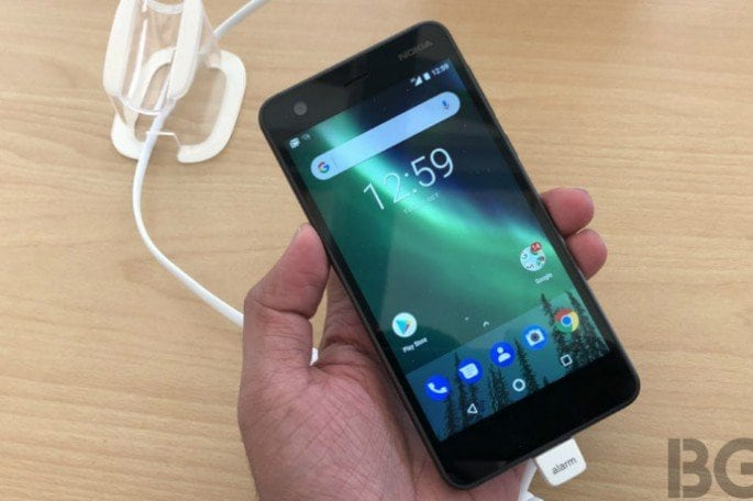 Nokia 2 launched in India, priced at Rs 6,999: Specifications, features