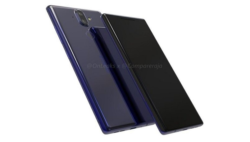 Nokia 9 To Feature In-Display Fingerprint Reader?