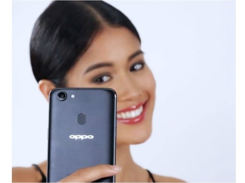 Oppo F5 with dual front cameras to launch in India soon