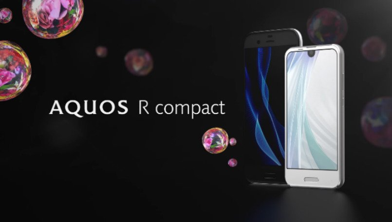 Sharp Aquos R Compact is a cheaper Apple iPhone X running on Android: Price, features