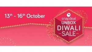 Snapdeal Unbox Diwali Sale: Rs 2,000 cash back for Citibank customers, 10% instant discount and more