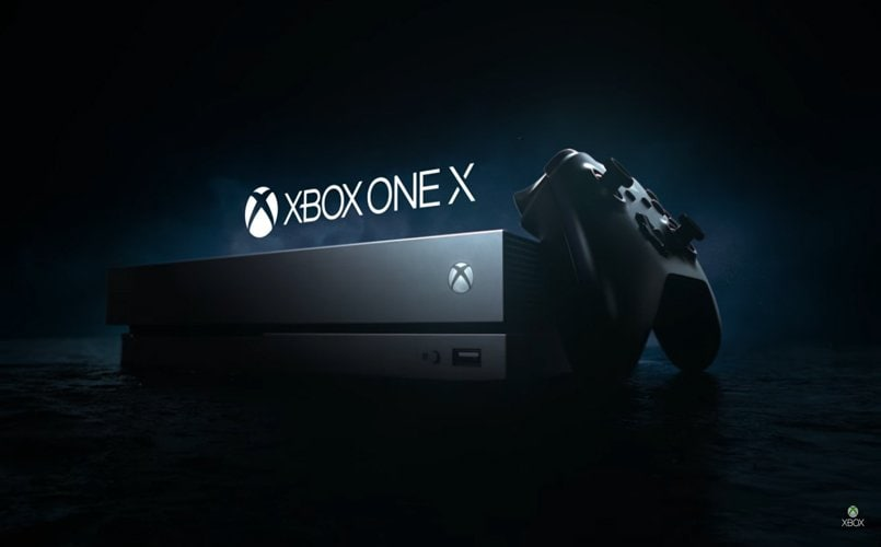 Xbox One X: Microsoft shows off its 4K-enabled gaming console in latest commercial