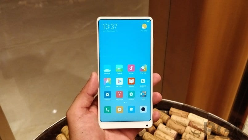 Xiaomi Mi MIX 2 to go sale again on October 24
