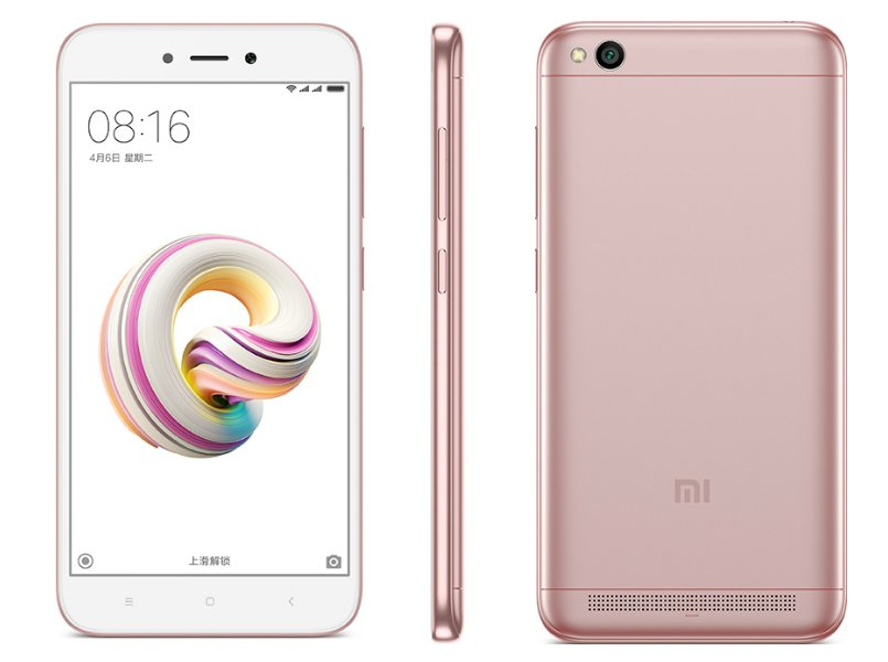 Xiaomi Redmi 5A vs Redmi 4A