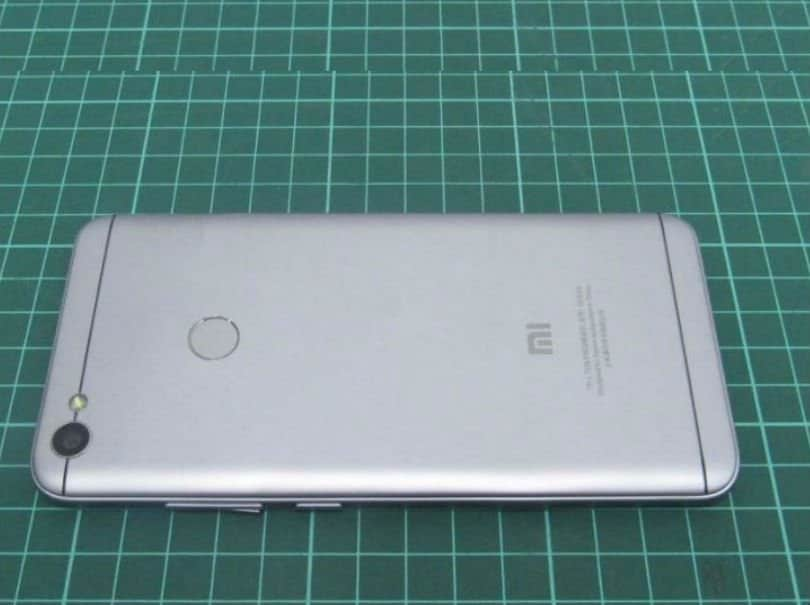 Xiaomi Redmi Note 5A Prime with 16-megapixel selfie camera spotted online