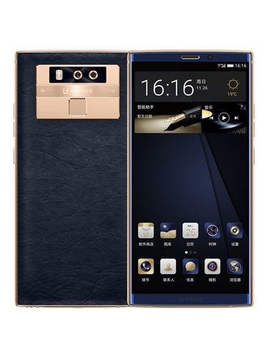 Gionee M7 Plus Design