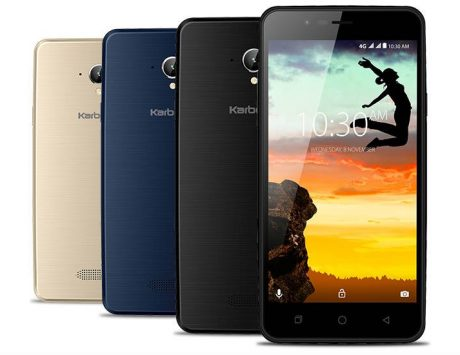 Karbonn Yuva 2 with 5-inch HD display, 2GB RAM listed on company's website