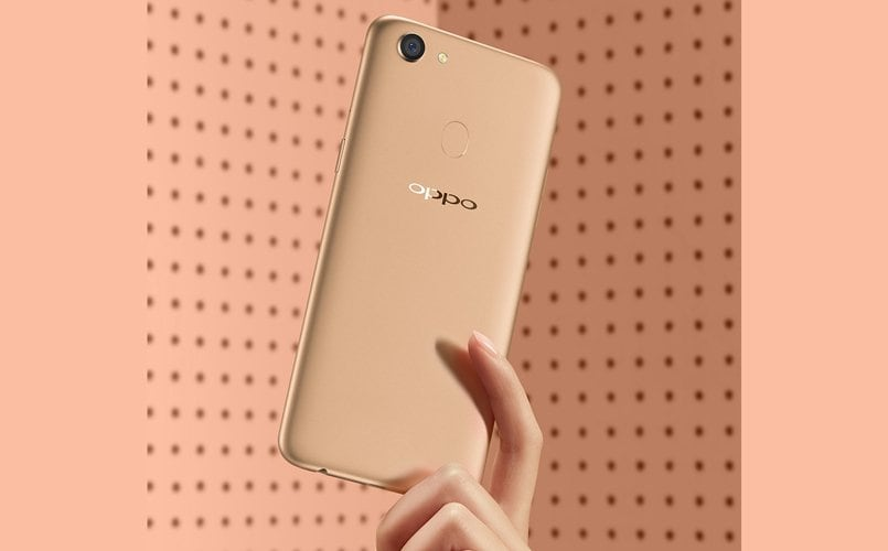India pre-orders for Oppo F5 6GB RAM variant are now live