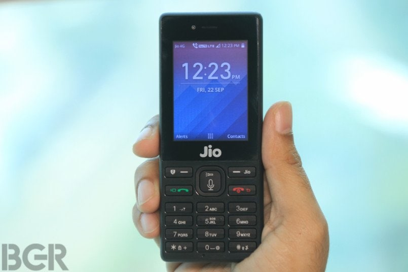 Google leads $22 million investment in KaiOS, the OS powering Reliance JioPhone