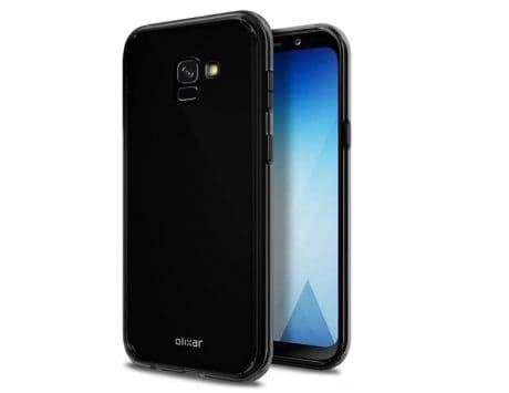 Samsung Galaxy A5 (2018) case renders reveal Galaxy S8-like Infinity Display