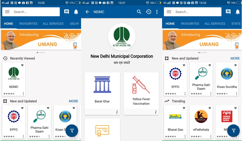 Umang, all-in-one e-governance app launched by PM Modi; here's how it works