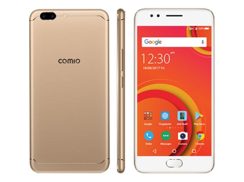 Comio C1, C2, S1 smartphones launched in India: Price, specifications, features