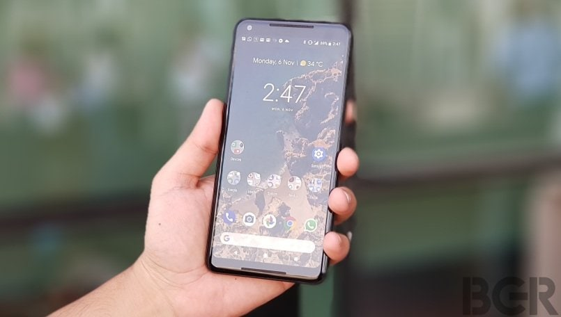 Google launches Pixel 3 Black Friday deals